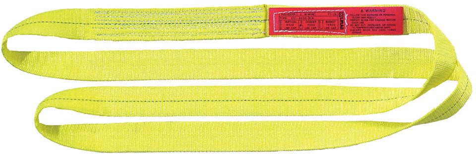 Web Sling,Type 5,Polyester,