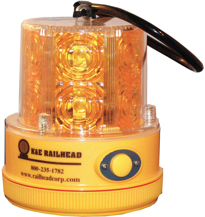 Revolving Safety/Warning Light,
