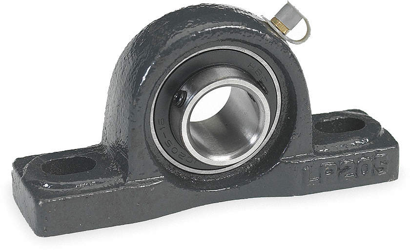 Pillow Block Bearing,Ball,1-7/