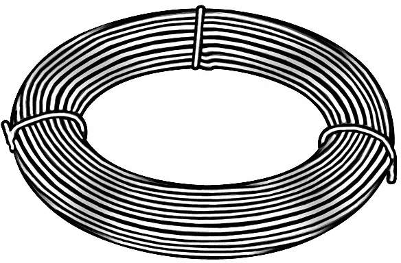 PRECISION BRAND 29062 Music Wire,Type 302 SS,0.0625 In