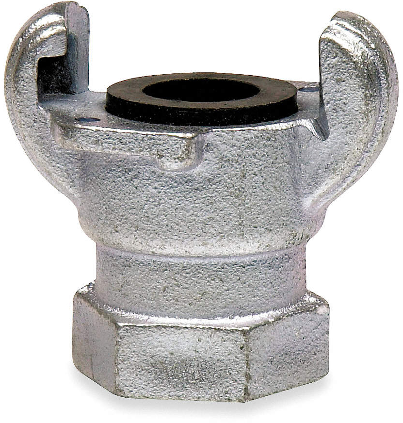 Coupler,1/4 In Size