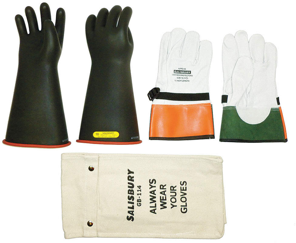 Electrical Glove Kit,Size 11,