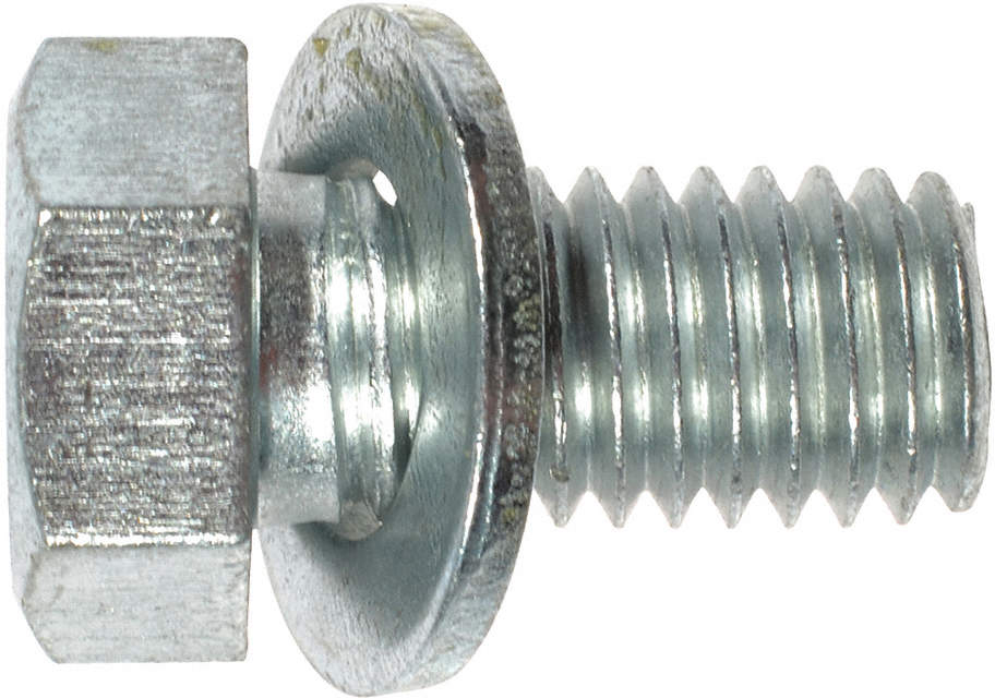 Bolt,1/2-13 Thread, 1 In Long