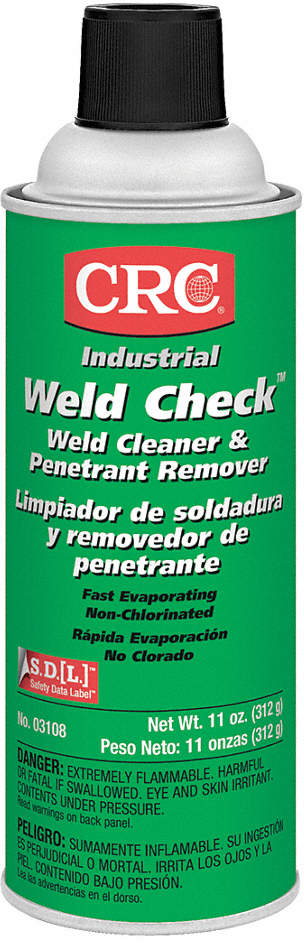 Cleaner & Penetrant Remover,11