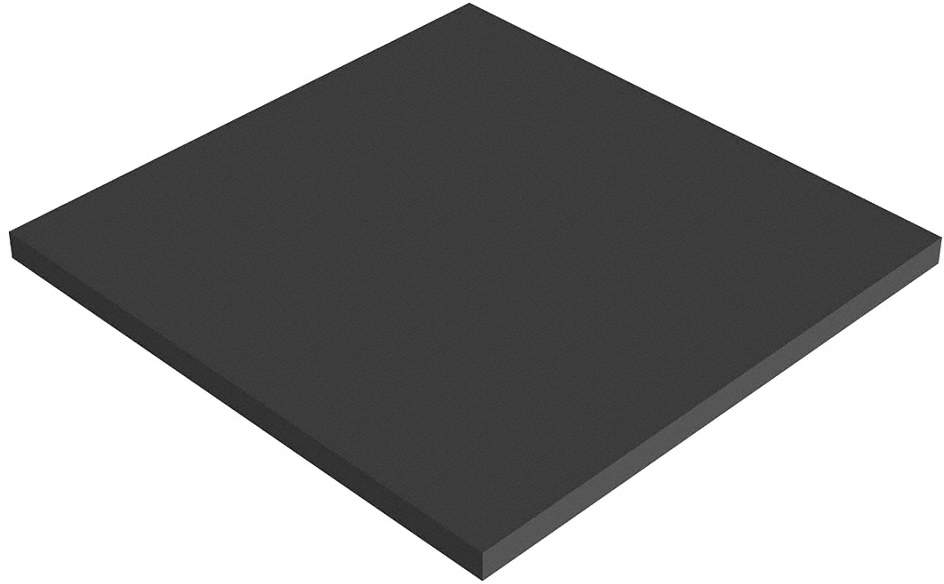 "Rubber Sheet,Pur,1-1/2""Thick,"