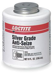 Anti Seize Compound,Silver,8-