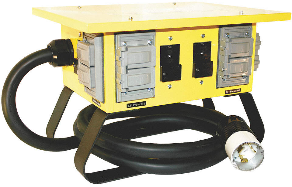 Power Distribution Box,50 Ac,