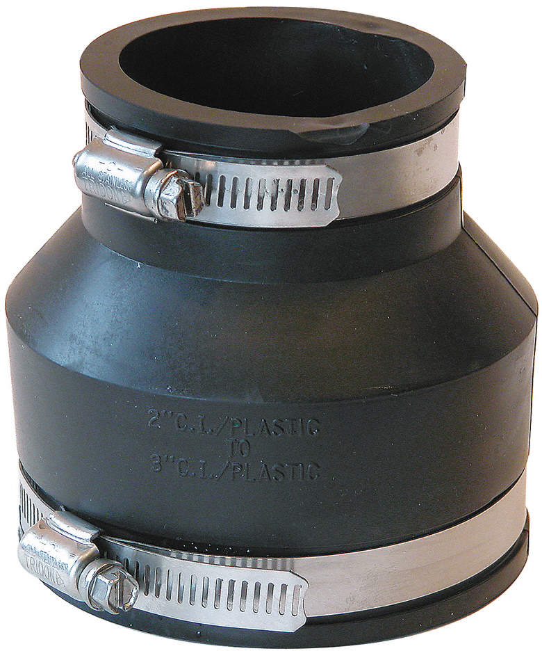 Flexible Coupling,4 In. L,3 x