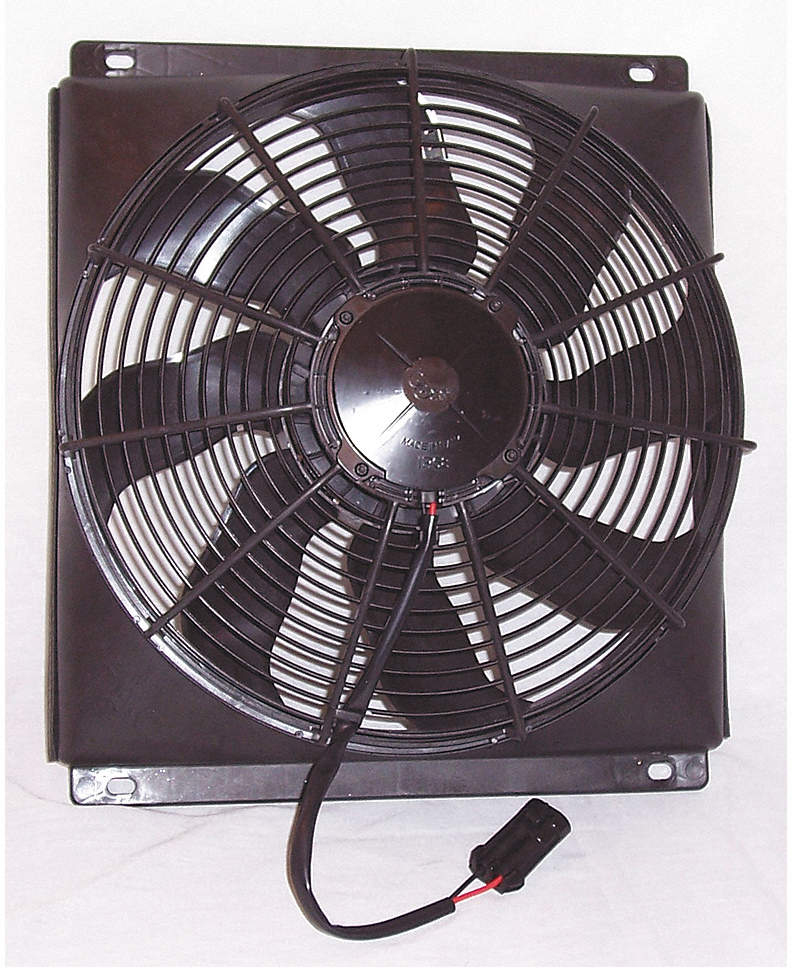 Motor Fan Assembly,For 4UJF7,