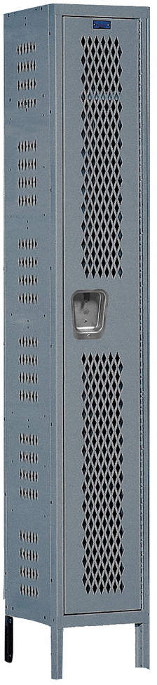 Ventilated Wardrobe Locker,15
