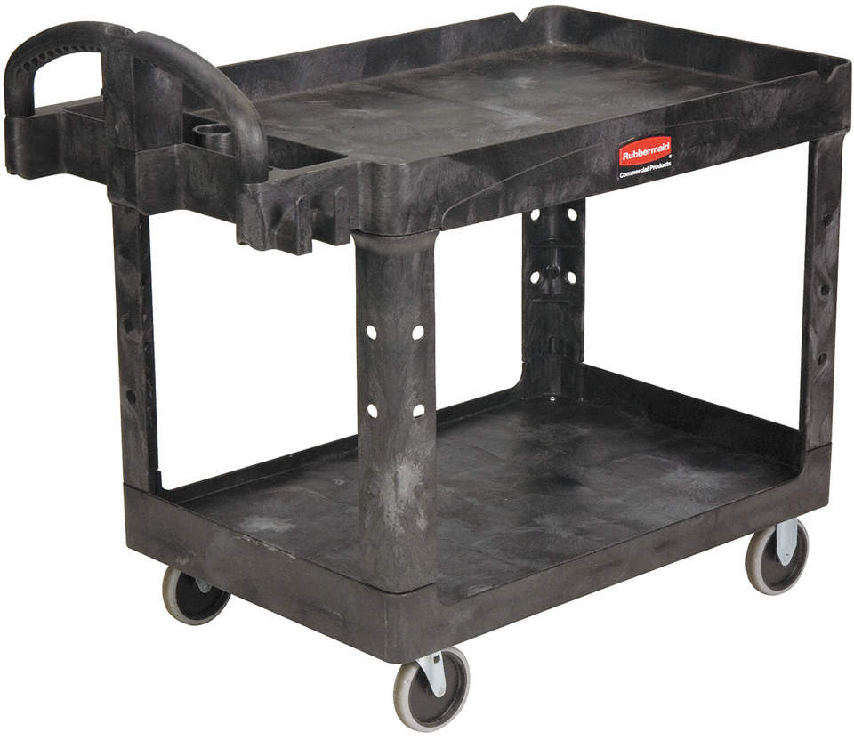 Utility Cart,Lipped,500 Lb,45-