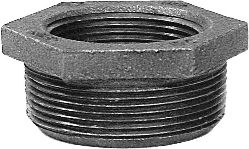 Hex Bushing,1-1/4x1/2 In.