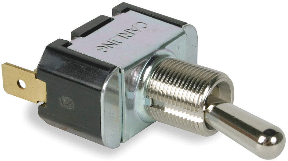 Toggle Switch,Dpdt,10A @ 250V,