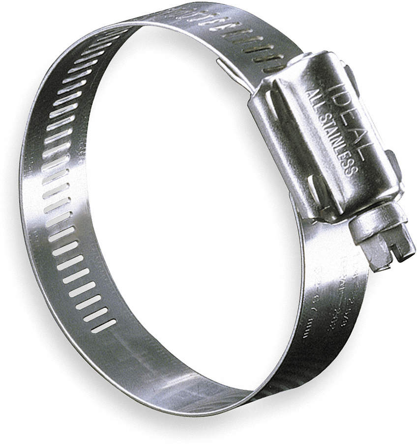 Hose Clamp,6-1/8 To 9-1/8 In,