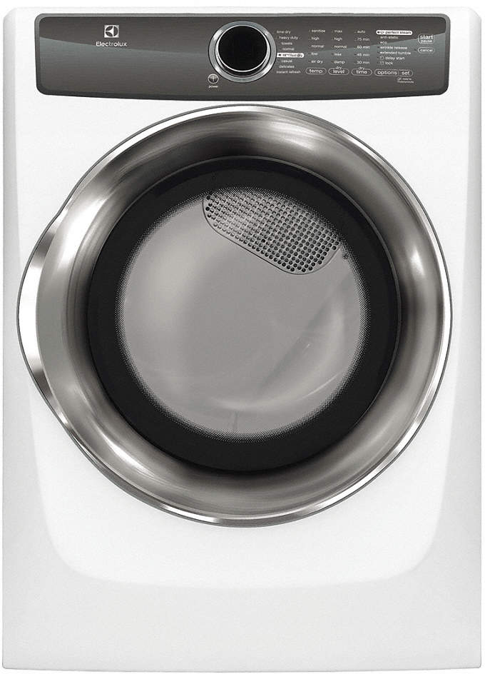 "Dryer,27"" W,Power Source"