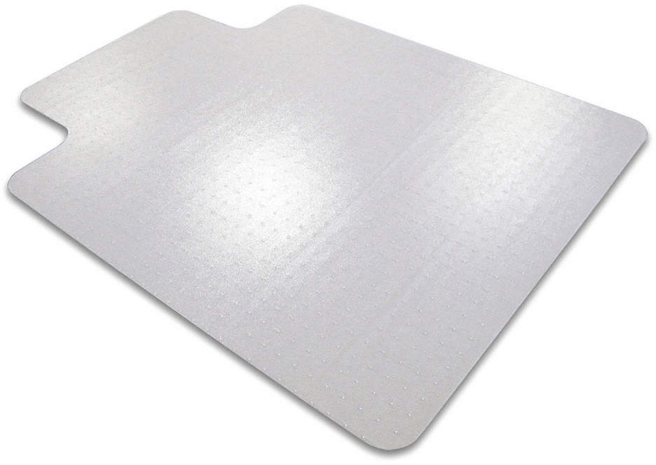 Lip Chair Mat,Clear, Carpet