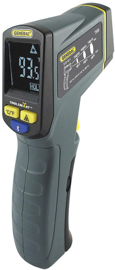 Infrared Thermometer,Backlit
