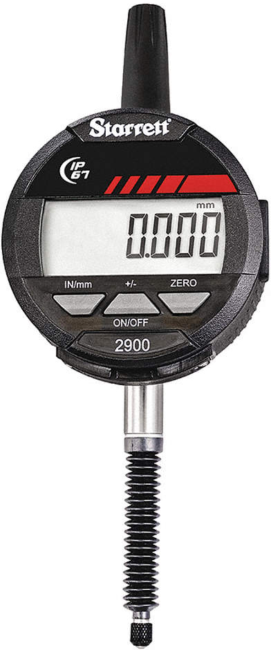 "Electronic Indicator,1""/25mm"