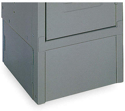 Locker End Base,Pk2