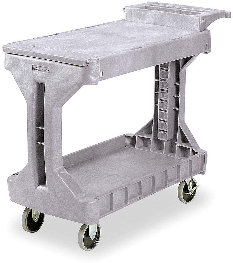 Cart,Utility,2 Shelves