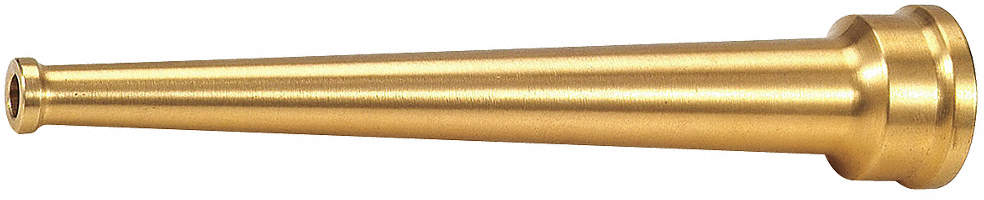 Hose Nozzle,Brass,1-1/2 In Npsh
