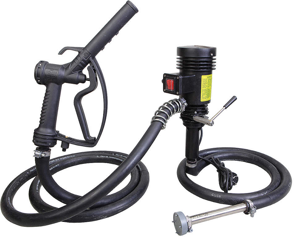 110V Ac Electric Diesel Pump