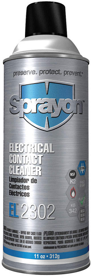 Enviromental Contact Cleaner,