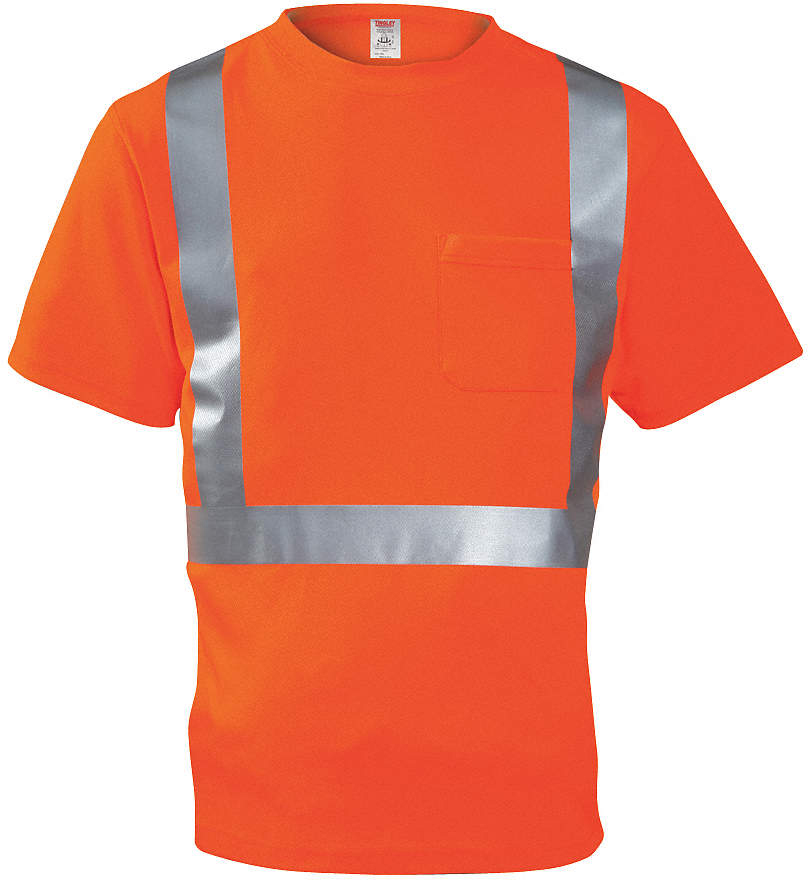 Hi-Vis T-Shirt,Short Sleeve,