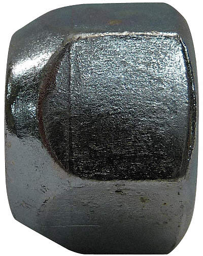 Wheel Nut,Hex Nut,1/2-20,5/8
