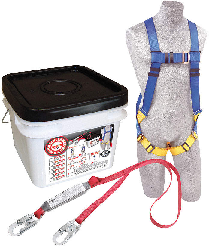 Harness And Lanyard Kit,