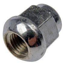 Wheel Nut M12-1.50 Ball-Faced