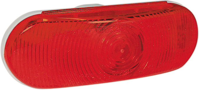 Sealed Oval Red S/T/T 60202R3