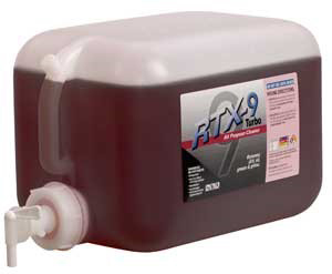 Rtx-9 Turbo 5.5 Gal Concentra