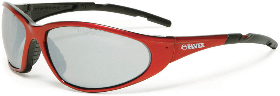 Safety Glasses,Mirror,Uncoated