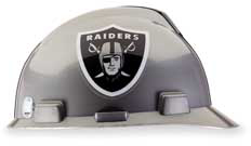 NFL Hard Hat Raiders