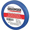 Paper Painters Masking Tape, Rubber Tape Adhesive, 5.70 mil Thick, 3/4