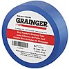 Paper Painters Masking Tape, Rubber Tape Adhesive, 5.70 mil Thick, 1-1/2