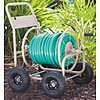 Hose Cart, 4 Wheel, 13GA Steel