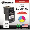 Canon Ink Cartridge, No. CL211XL, Tri-Color