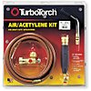 X-5B Torch Kit, Acetylene Fuel, Manual Ignitor