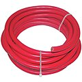 25 ft. Neoprene Welding Cable with 6 AWG Wire Size and Max. Amps of 37, Red