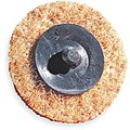 Norton®  2 in. Quick Change Disc, 120 Grit, Aluminum Oxide