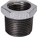 Galvanized Malleable Iron Hex Bushing, 1-1/4