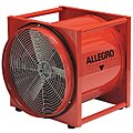 Axial Confined Space Blower, 1-1/2 HP, 115/230VAC Voltage, 3450 rpm Blower/Fan Speed