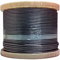 Cable, 1/8 in., 1 x 19,250 ft., 720 lb.