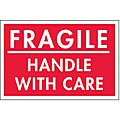 Shipping Labels, Fragile Handle with Care, 3