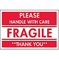 Shipping Labels, Fragile Thank You, 3