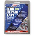 Roof Repair Tape Kit, 4 In x 5 Ft, White