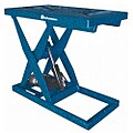 Scissor Lift Table, Cap 3000 lb, 36x48