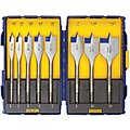 8-PC. Auger Wood Drilling Bit Set, 3/8